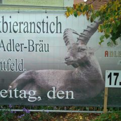 Raithel Werbetechnik und Textildruck - Adler Bräu