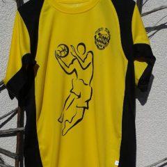 Raithel Werbetechnik und Textildruck - Basketball Oberhaid - Textildruck