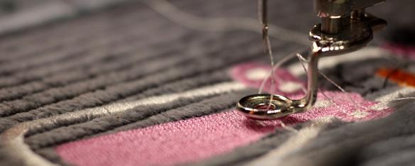 Raithel Werbetechnik und Textildruck - Bestickung