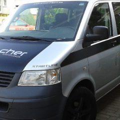 Raithel Werbetechnik und Textildruck - Fischer - Fahrzeugbeschriftung