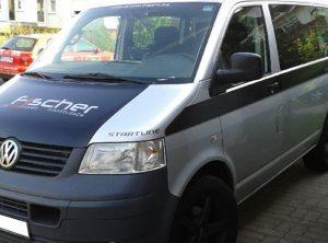 Fahrzeugbeschriftung | Fischer StahlInForm GmbH | Staffelbach