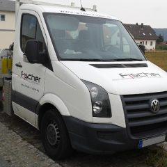 Raithel Werbetechnik und Textildruck - Fischer - Fahrzeugbeshriftung