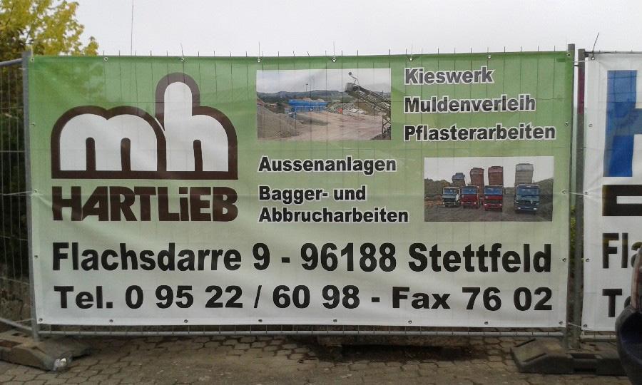 Raithel Werbetechnik und Textildruck - mh Hartlieb