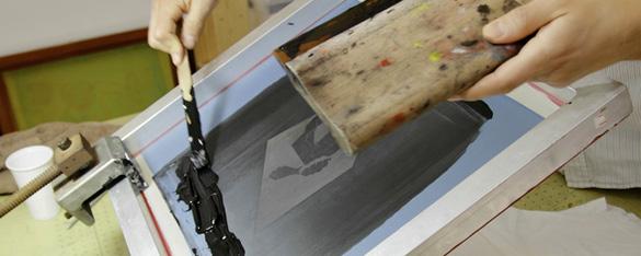 Raithel Werbetechnik und Textildruck - Siebdruck