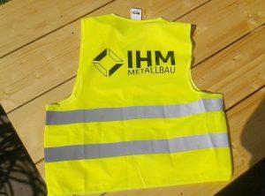 Textildruck | IHM Metallbau | Staffelbach