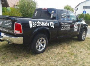 Fahrzeugbeschriftung | KFZ Kilian | Burgwindheim
