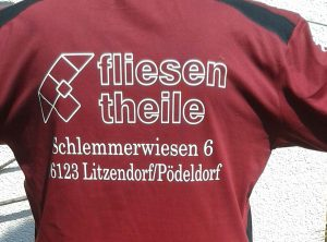 Textildruck | Fliesen Theile