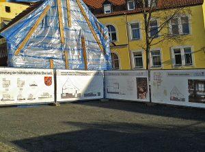Werbeplane | Gemeinde Oberhaid