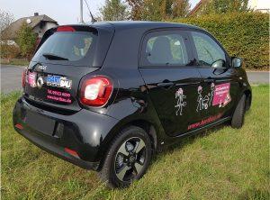 Fahrzeugbeschriftung | Fa. H.A.R.T. Bau GmbH |  Stettfeld