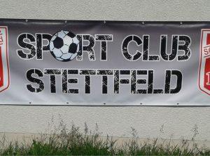 Werbebanner | SC Stettfeld | Stettfeld