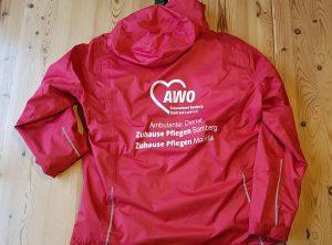 Textildruck   AWO   Bamberg   Oberhaid