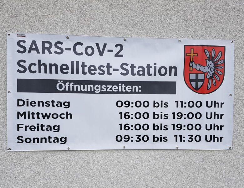 Raithel Werbetechnik und Textildruck - Gemeinde Oberhaid - Infobanner