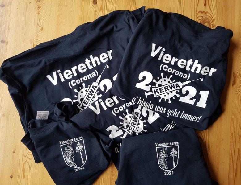 Raithel Werbetechnik und Textildruck - Textildruck - Vierether Kerwa 2021 -