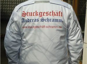 Textilwerbung   Stuckgeschäft A. Schramm   Vestenbergsgreuth/Oberwinterbach