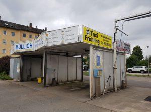 Schilder   KFZ-Service Müllich   Oberhaid